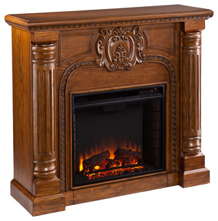 Bowman Electric Fireplace