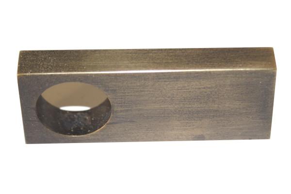 Rectangular Single Finger Pull - Modern - Cabinet And ...