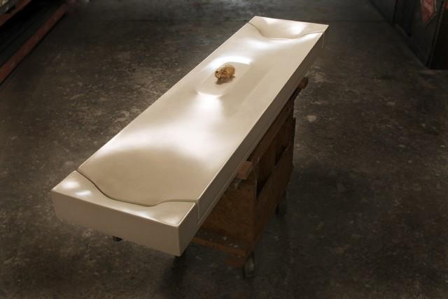Zen Dual Vanity Concrete Sink By Gore Design Co Asian