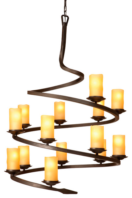 Artcraft Acam Candlelight Chandelier Transitional Chandeliers By Lighting Front