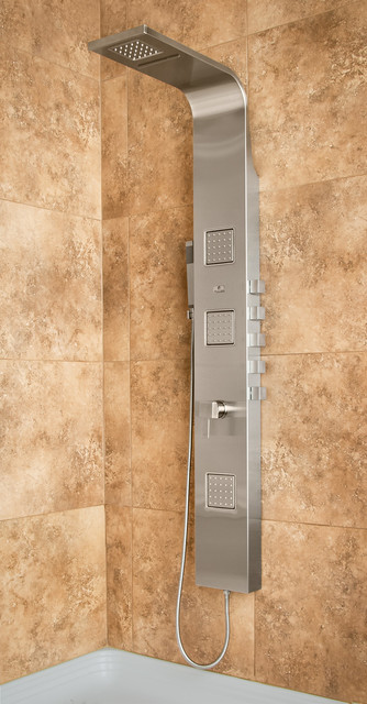 Shower systems showerheads and body sprays atlanta for Body spray shower systems