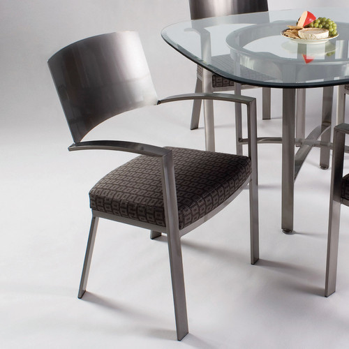 mirage arm chair modern dining chairs
