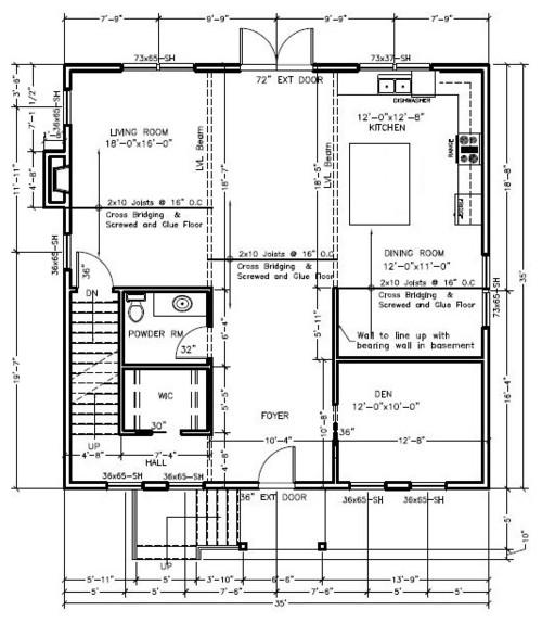 Kitchen layout help for Kitchen layout help