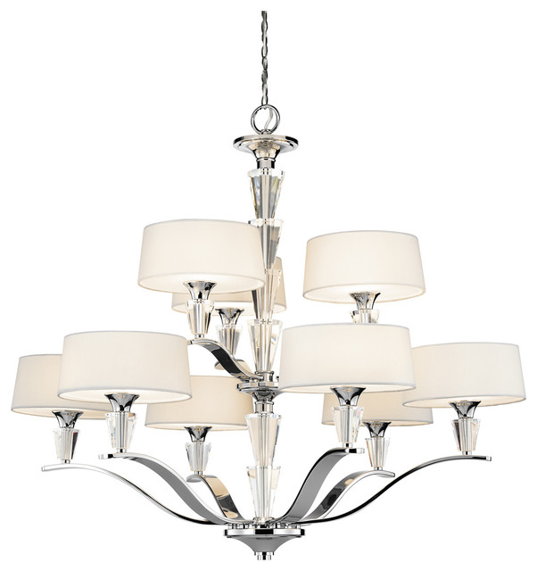 Kichler Lighting Crystal Chandelier