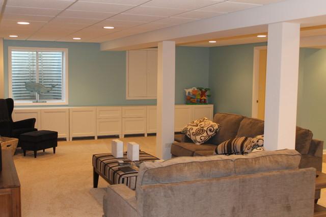 Chicago basement remodeling for Bath remodel gurnee
