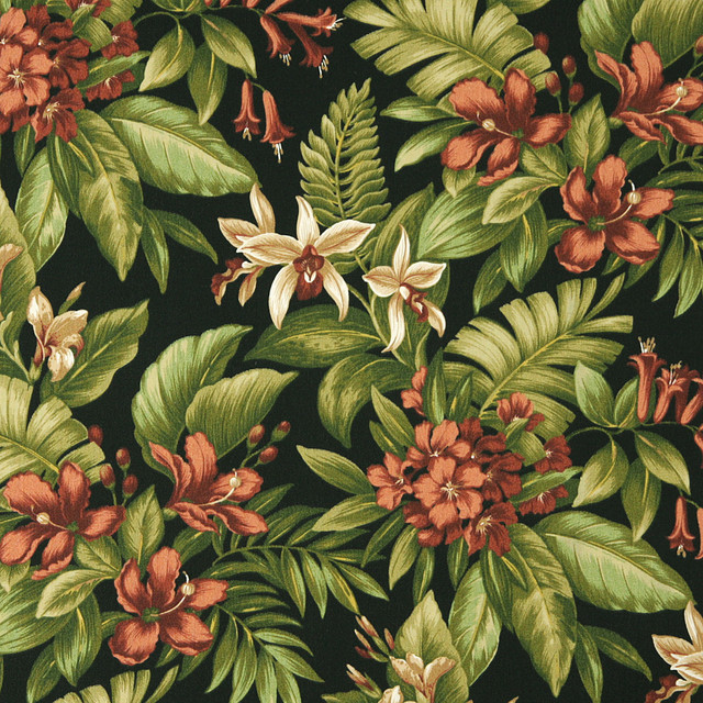 E306 Outdoor Fabric Tropical Outdoor Fabric