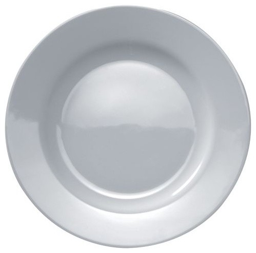 Platebowlcup dinner plate set of 4 by alessi modern - Alessi dinnerware sets ...
