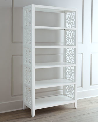 'White Spur' Bookcase - Modern - Bookcases - by Horchow