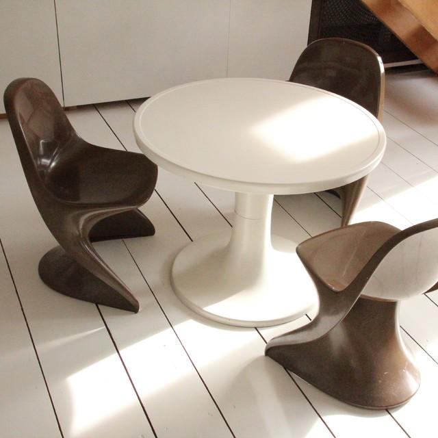 kindertisch mit casalinos kinderzimmer im vintage stil eklektisch kinderzimmer other. Black Bedroom Furniture Sets. Home Design Ideas
