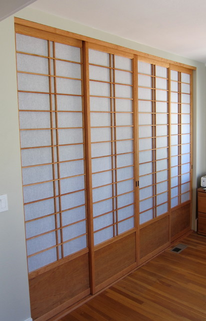 custom shoji screens asian interior doors san