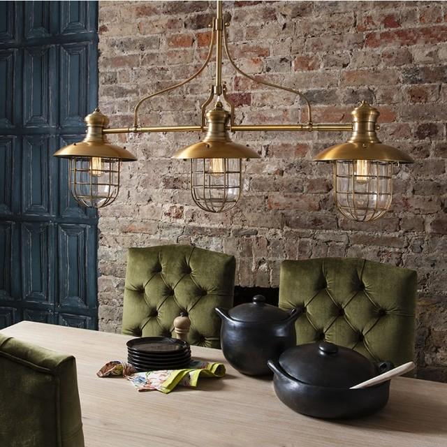 Industrial Decor Industrial Pendant Lighting By Persora Ltd