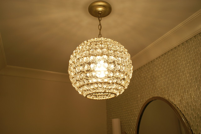 Light Fixtures Chandeliers Mediterranean Chicago By