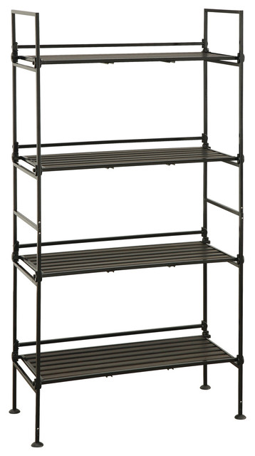 Boulangerie 4-Tier Shelf - Display And Wall Shelves - by Organize It All