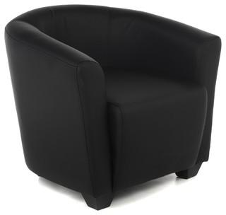n o cab fauteuil cabriolet noir contemporain fauteuil par alin a mobilier d co. Black Bedroom Furniture Sets. Home Design Ideas