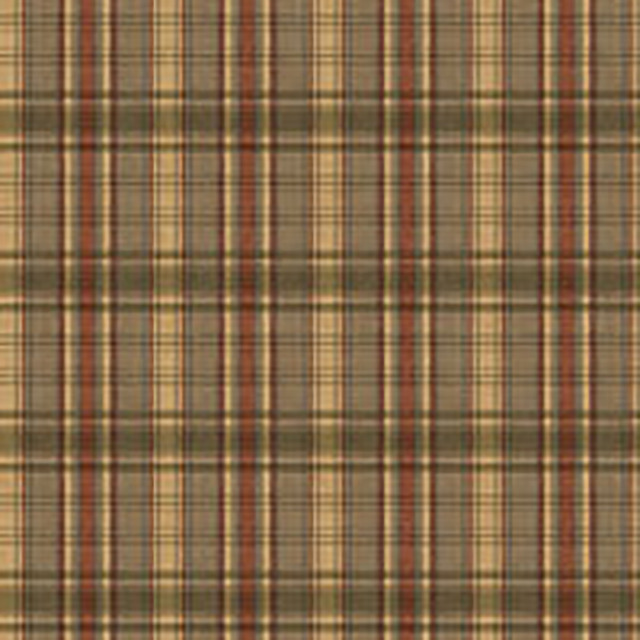Bluewater Navy Sunny Plaid Wallpaper Farmhouse