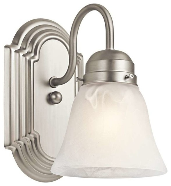 Kichler Lighting Ni Transitional Wall Sconce In