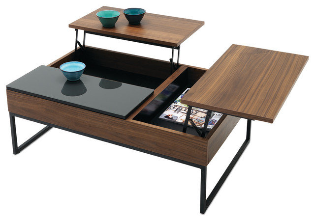 Boconcept Chiva Functional Coffee Table Contemporary Coffee Tables Other Metro By