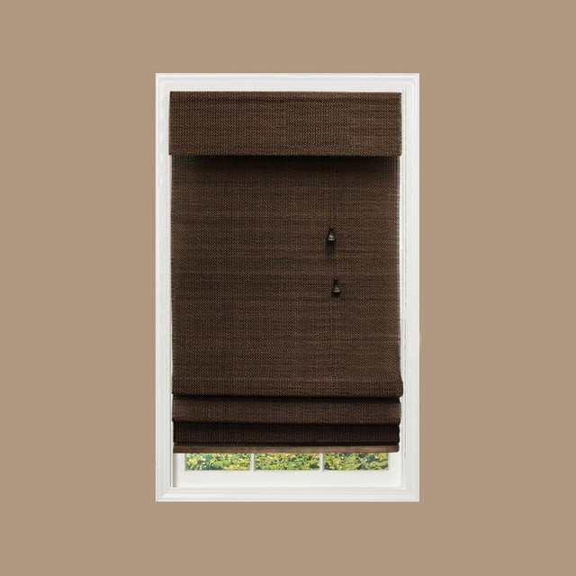Home Decorators Collection Blinds Shades Espresso Brown