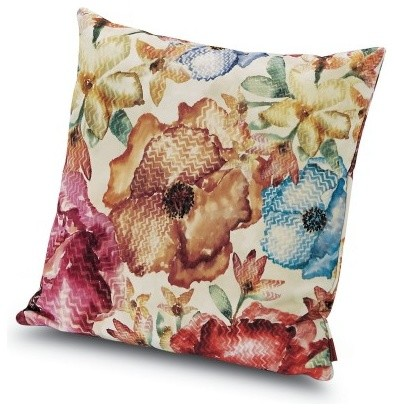 All Modern Missoni Pillows : Missoni Home Roma Pillow 16x16 - Modern - Decorative Pillows - by YLiving.com