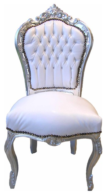 Living Room Eclectic Dining Chairs Other Metro By Royal Art Palace In