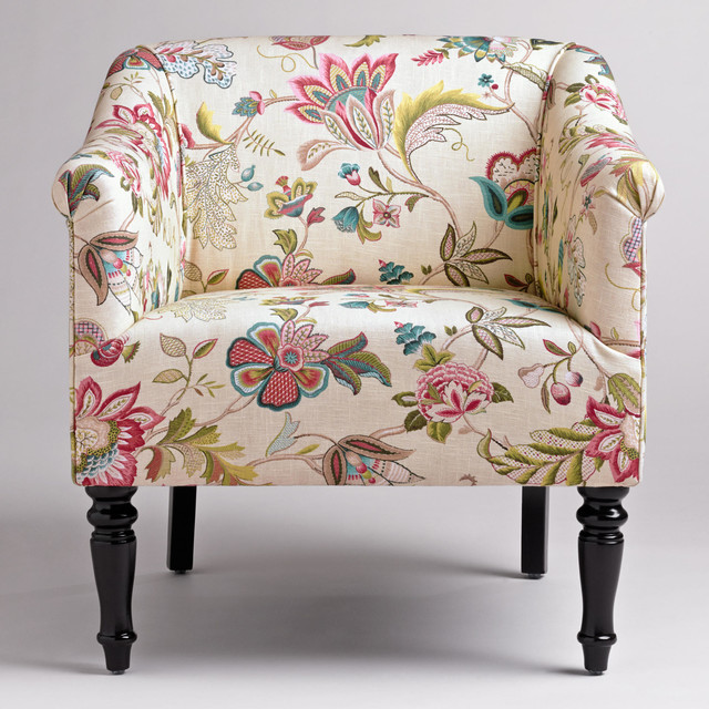 Charlotte Chair Contemporary Armchairs And Accent