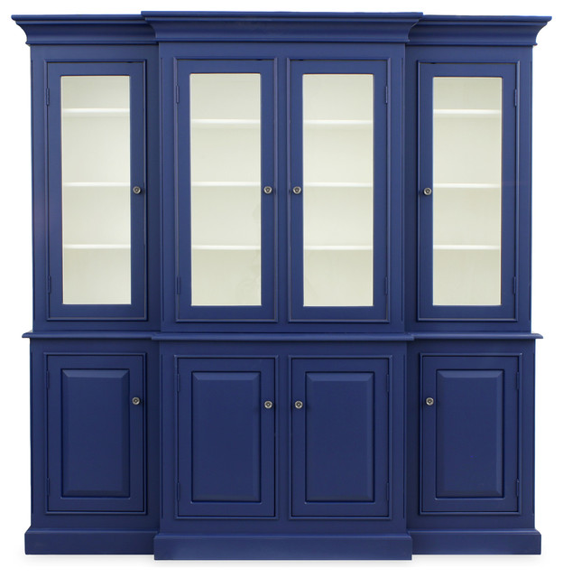 Livingston Hutch - Traditional - China Cabinets And ...