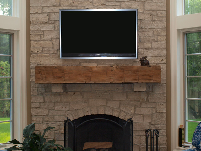 Custom Mantle Pieces Modern Fireplace Accessories