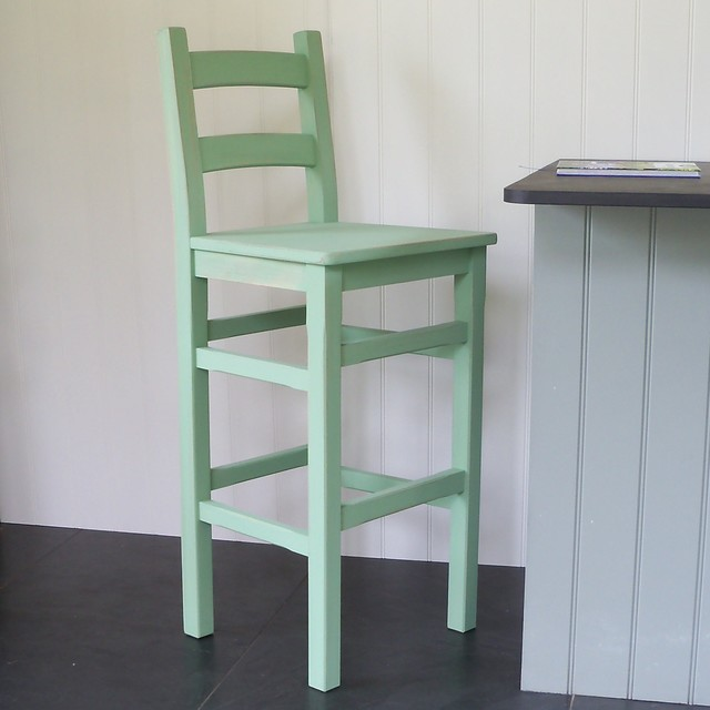 Hand Painted Chairs And Stools Country Bar Stools And