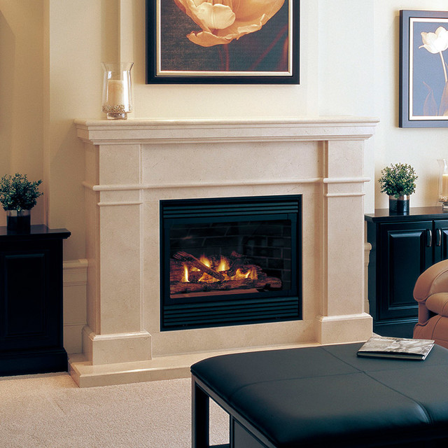 Fireplace mantels marble traditional fireplace