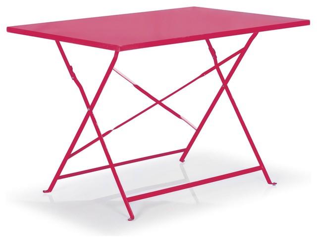 alinea table de jardin
