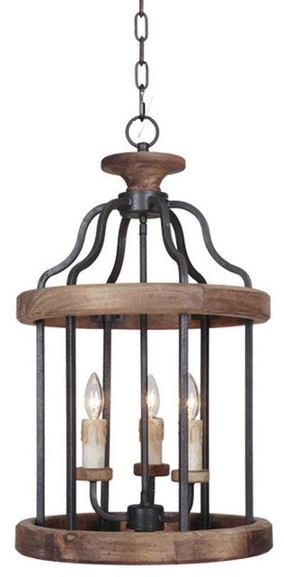 Rustic Foyer Chandelier : Jeremiah lighting tbwb ashwood foyer chandelier