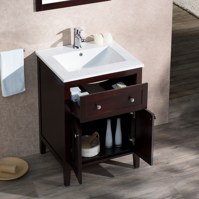 Simple Design Styles Are Increasingly Moving Toward Transitional Or Contemporary Throughout The House  Manufacturers Say Bathroom Vanity Lines Are Almost