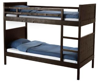 norddal bauhaus look kinderbetten von ikea. Black Bedroom Furniture Sets. Home Design Ideas