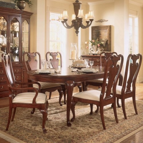 American Drew Cherry Grove 45th Traditional Oval Dining