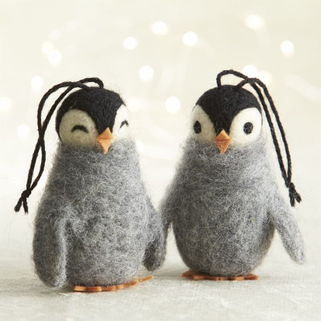 Image Gallery penguin decorations