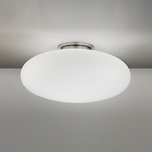 Large Contemporary Ceiling Lights : Large halogen ceiling light no modern flush