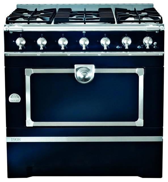la cornue 1908 gas cooker with vaulted oven traditional gas and electric range cookers. Black Bedroom Furniture Sets. Home Design Ideas