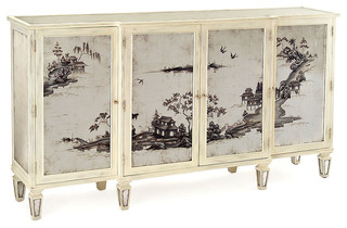 Siam Sideboard Transitional Buffets And Sideboards
