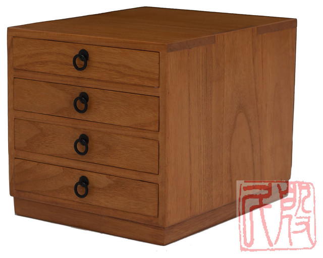 Reproductions of japanese kiri wood tansu asian san for Tansu bathroom vanity