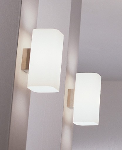 Modern Cottage Wall Lights : De MajodeMajo - Carre AP wall sconce - Modern - Wall Sconces - by Interior Deluxe