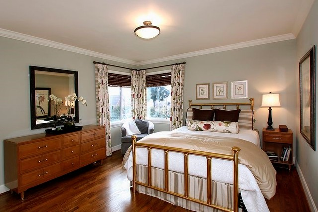 1940 Bedroom Decorating Ideas: 1940's Cottage