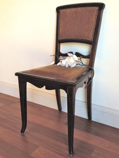 French Antique Oak Carved Chair C1800 39 S Rustic Dining Chairs Melb