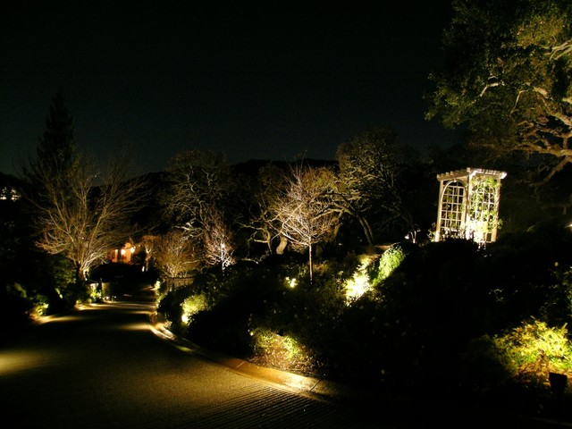 Landscape Lighting Led Conversion : Alamo ca led conversion outdoor lighting san diego de artistic