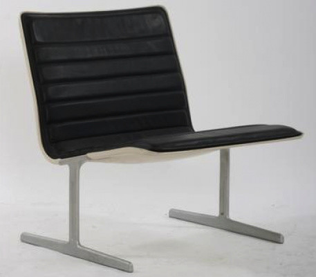 601 chair by dieter rams for vitsoe zapf mid century sessel other metro von pamono gmbh. Black Bedroom Furniture Sets. Home Design Ideas