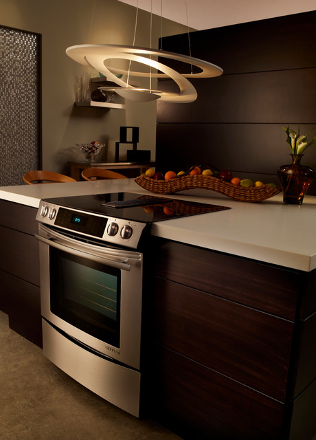 Jenn-Air JES9800CAS 30-Inch Electric Downdraft Range - Traditional - Gas Ranges And Electric ...