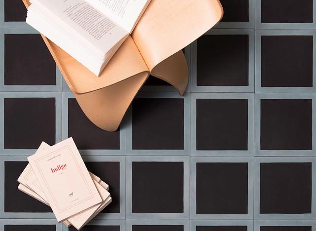 carreaux de ciment bahya contemporain carrelage sol et mur other metro par bahya. Black Bedroom Furniture Sets. Home Design Ideas