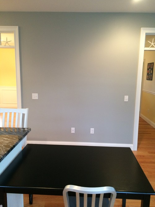 Need suggestions for my blank kitchen wall for Blank kitchen wall ideas