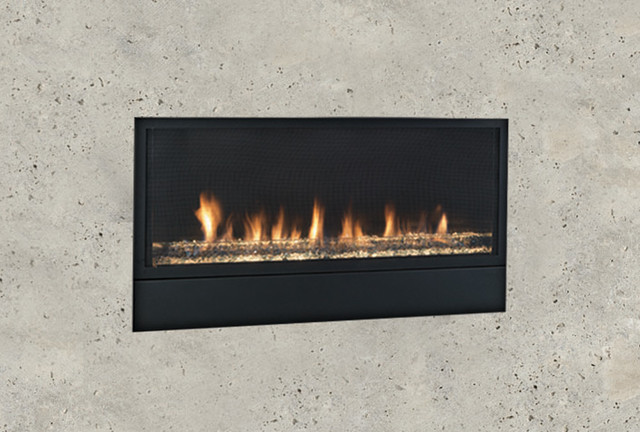 Artisan Vent Free Linear Fireplace Natural Gas 42  : modern indoor fireplaces from www.houzz.com size 640 x 432 jpeg 74kB