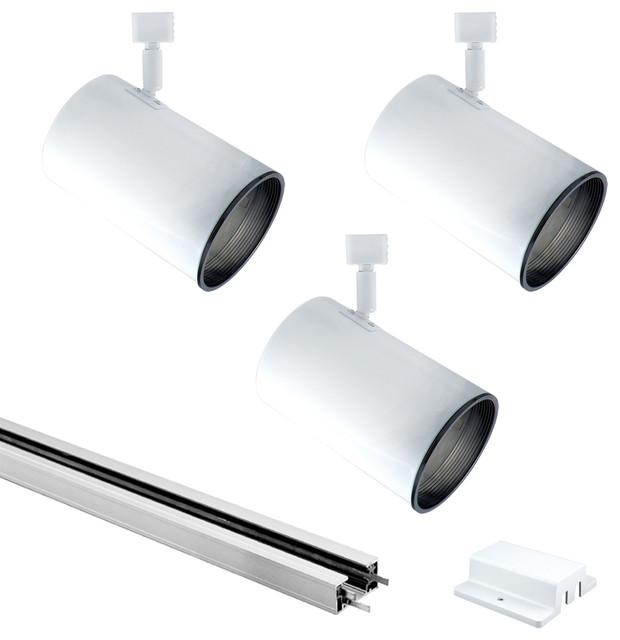 Line Voltage Landscape Lighting Kits : Light kit classic series line voltage track