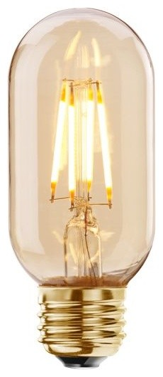 4w 60w replacement dimmable led antique light bulb. Black Bedroom Furniture Sets. Home Design Ideas